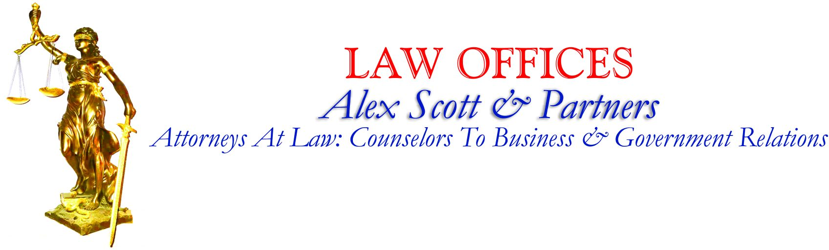 LAW OFFICES: ALEX SCOTT & PARTNERS